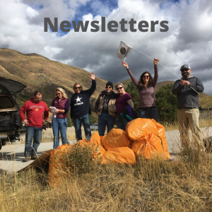 Click to find our newsletters.